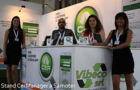 Stand CerManager a Samoter