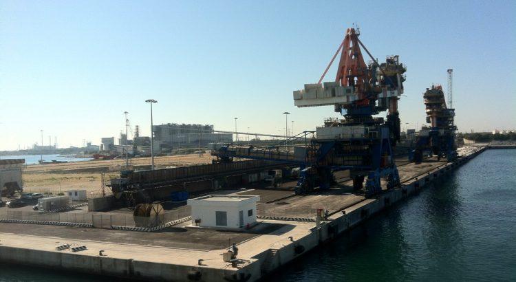 rifiuti aree portuali